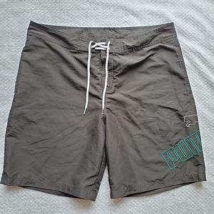 Puma/ Black Board Short/ Size XL